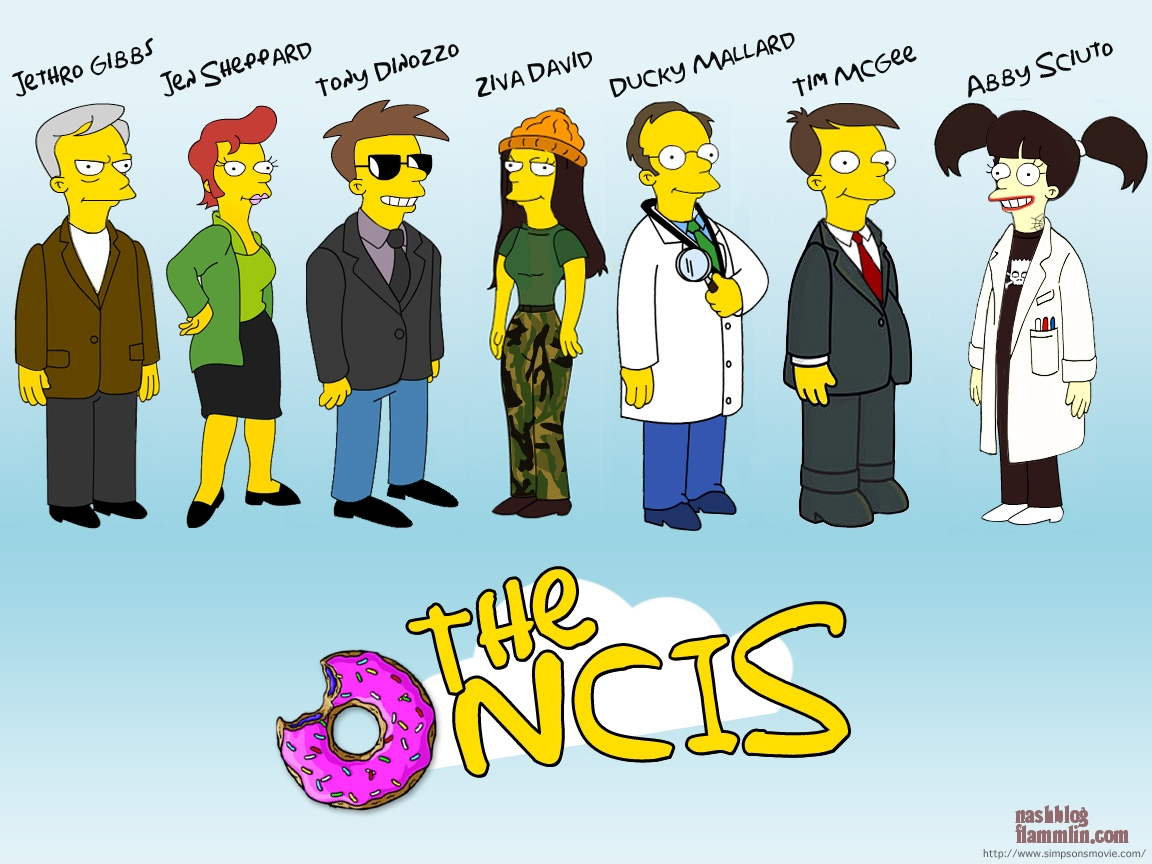 simpsons_ncis_wallpaper_by_melanie11211
